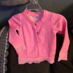 Cherokee Shirts & Tops - Cherokee pink sweater